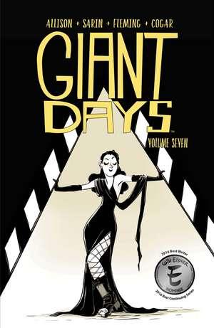 Giant Days Vol. 7 de John Allison