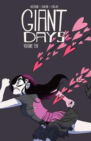 Giant Days Vol. 10  de John Allison