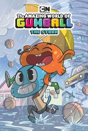 The Amazing World of Gumball Original Graphic Novel: The Storm de Kiernan Sjursen-Lien