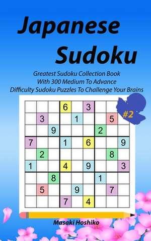 Japanese Sudoku #2 de Masaki Hoshiko