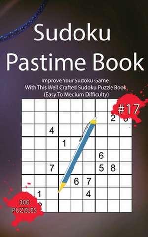 Sudoku Pastime Book #17 de Masaki Hoshiko