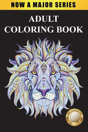 Adult Coloring Book de Adult Coloring Books