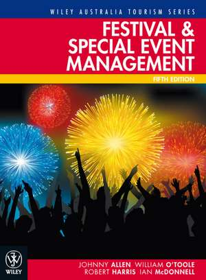 Festival and Special Event Management imagine