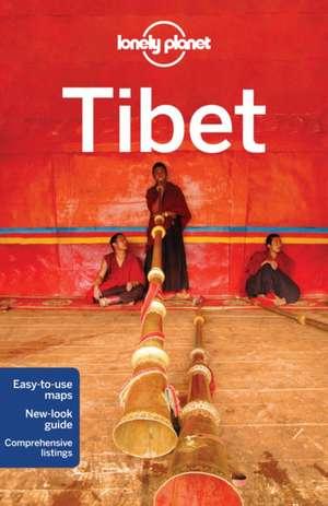 Lonely Planet Tibet:  Central America on a Shoestring de Bradley Mayhew