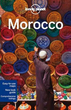 Lonely Planet Morocco:  Central Europe de Paul Clammer
