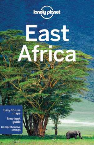 Lonely Planet East Africa:  Chile & Easter Island de Anthony Ham