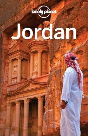 Lonely Planet Jordan:  Chile & Easter Island de Jenny Walker