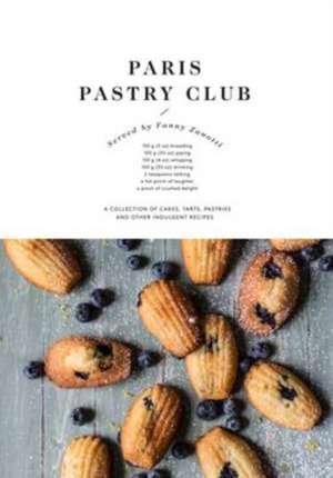 Paris Pastry Club de Fanny Zanotti