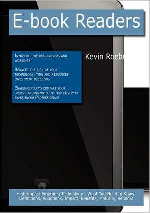 E-Book Readers de Kevin Roebuck
