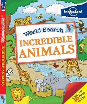 World Search - Awesome Animals (Au/UK)