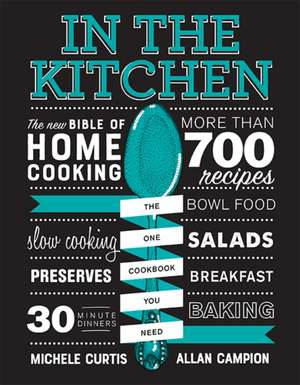 In the Kitchen de Michele Curtis