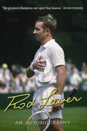 Laver, R: Rod Laver de Rod Laver