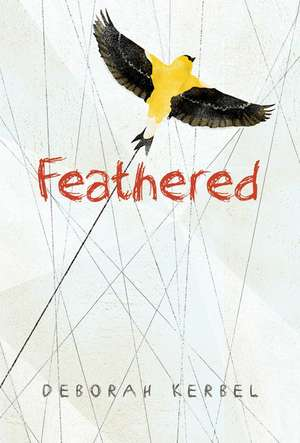 Feathered