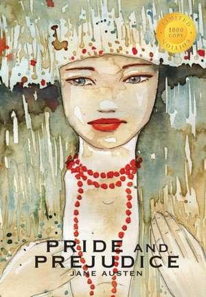 Pride and Prejudice (1000 Copy Limited Edition) de Jane Austen