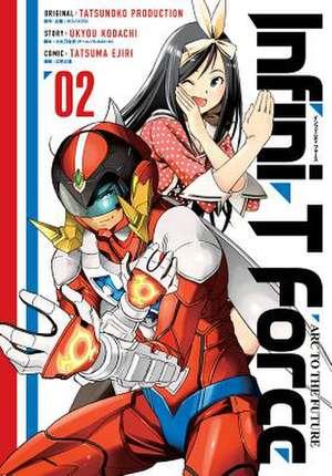 Infini-T Force Volume 2 de Ukyou Kodachi