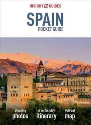 Insight Guides:  Pocket Spain de Insight Guides