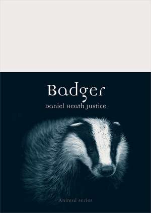 Badger de Daniel Heath Justice