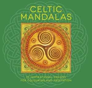 Celtic Mandalas de LISA TENZIN DOLMA