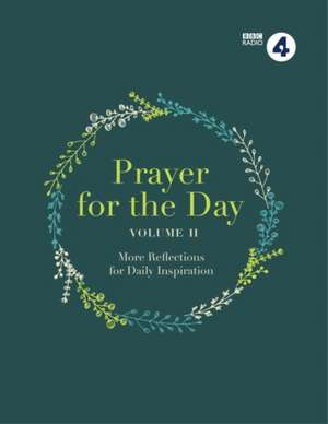 Prayer for the Day Vol. II
