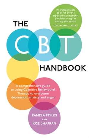 The CBT Handbook de Pamela Myles