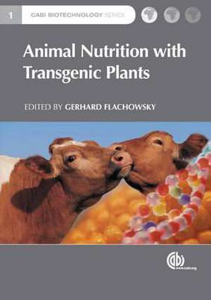 Animal Nutrition with Transgenic Plan