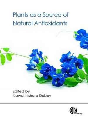 Plants as a Source of Natural Antioxidents
