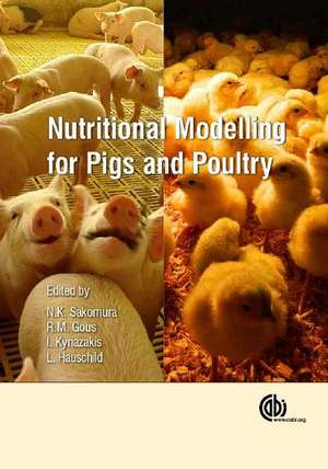 Nutritional Modelling for Pigs and Poultry