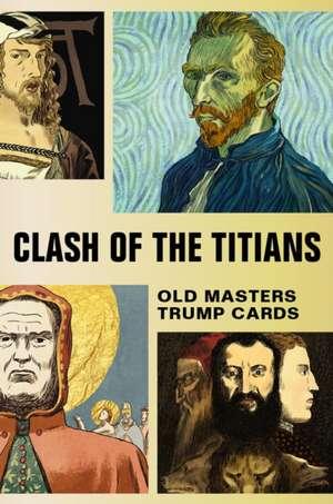 Clash of the Titians:  Old Masters Trump Game de Mikkel Sommer Christensen