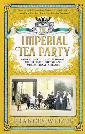 Imperial Tea Party