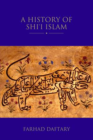 A History of Shi'i Islam imagine