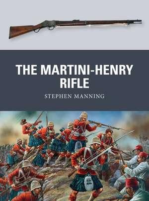 The Martini-Henry Rifle imagine