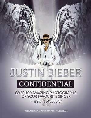 Justin Bieber Confidential de Chris Roberts