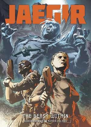 Jaegir: Beasts Within de Gordon Rennie