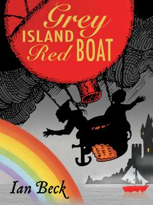 Grey Island, Red Boat
