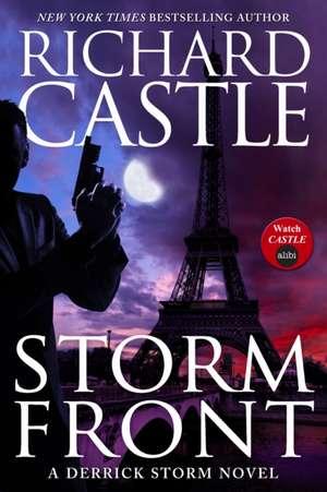 Storm Front de Richard Castle