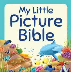 My Little Picture Bible de Juliet David