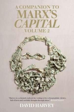 A Companion to Marx's Capital, Volume 2 imagine