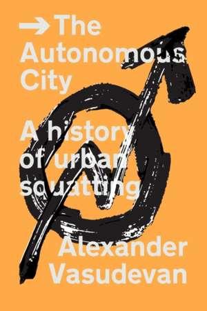 The Autonomous City imagine