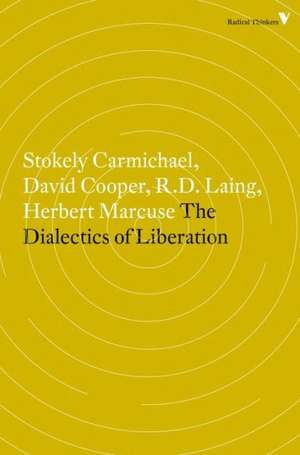 The Dialectics of Liberation imagine