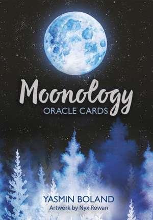 Moonology Oracle Cards de Yasmin Boland