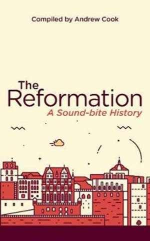 Reformation de Andrew Cook
