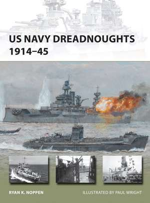 US Navy Dreadnoughts 1914–45 imagine