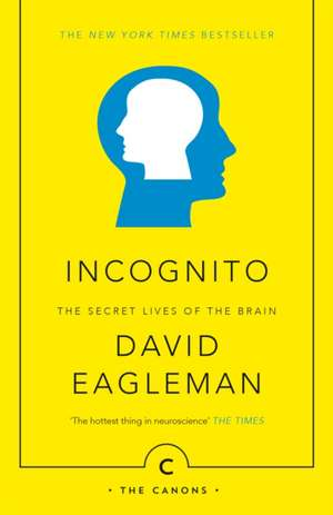 Incognito de David Eagleman