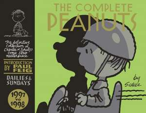 The Complete Peanuts Volume 24: 1997-1998 de Charles M. Schulz