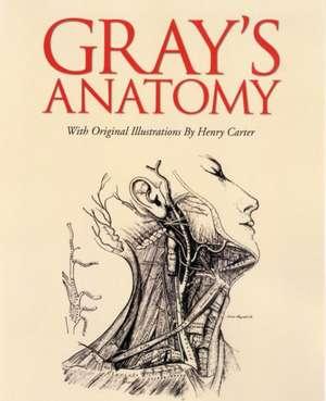 Gray's Anatomy de Henry Gray