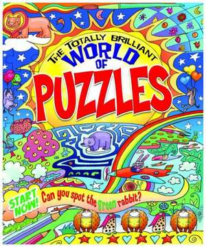 The Totally Brilliant World of Puzzles