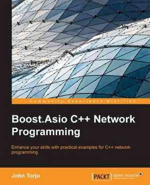 Boost.Asio C++ Network Programming de John Torjo