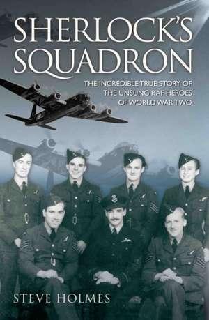 Sherlock's Squadron imagine
