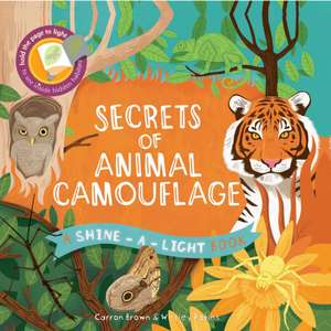 Secrets of Animal Camouflage