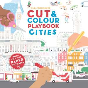 Cut & Colour Playbook Cities